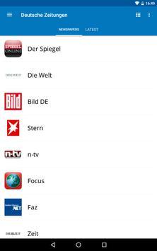Germany News (Deutsche) screenshot 16