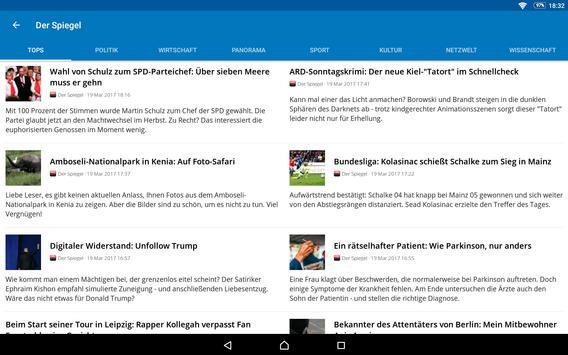 Germany News (Deutsche) screenshot 9