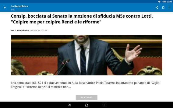 Italia News | Italia Notizie screenshot 10