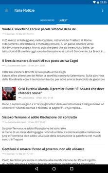 Italia News | Italia Notizie screenshot 22