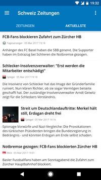 Switzerland News screenshot 6