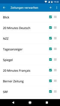 Switzerland News screenshot 7