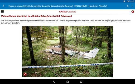 Switzerland News screenshot 13