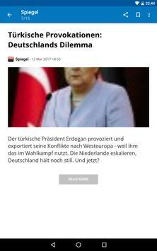 Switzerland News screenshot 18