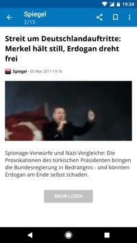 Switzerland News screenshot 2
