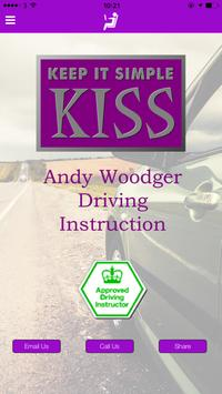 Andy W Driving Instructor poster