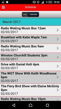 Radio Woking apk screenshot