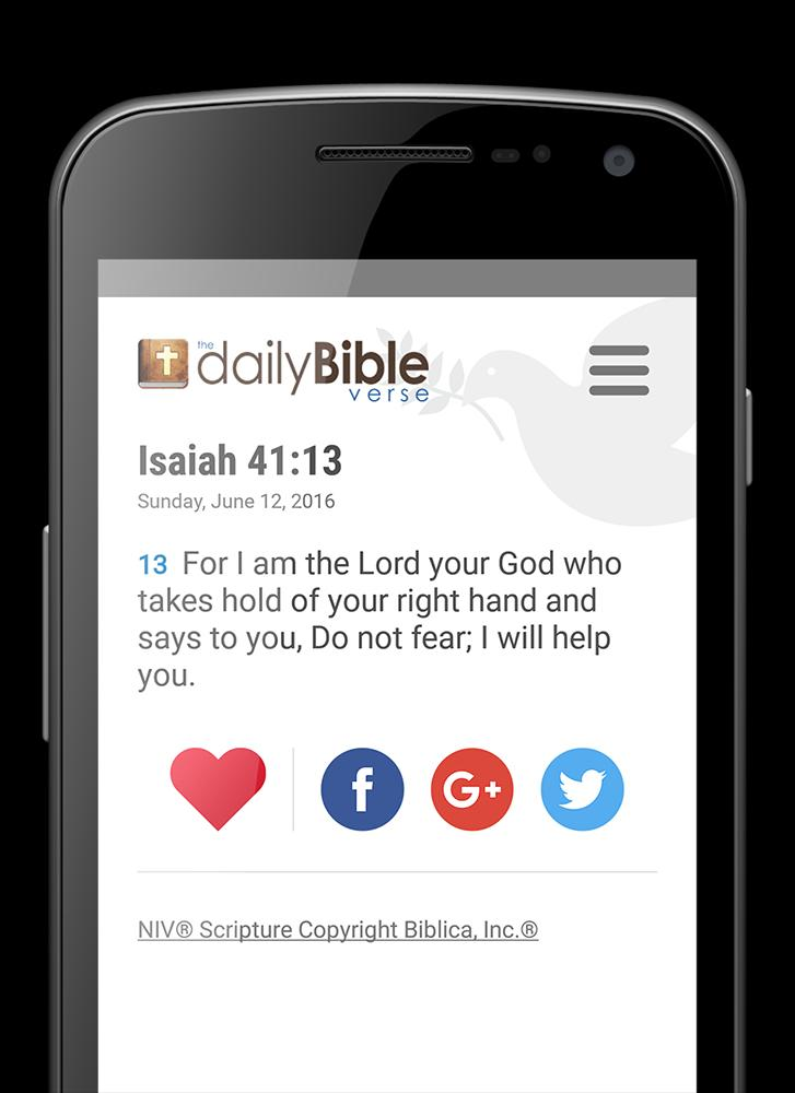 Daily Bible Verse for Android - APK Download