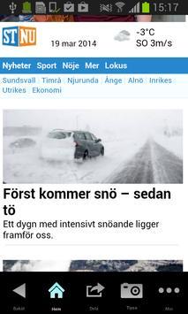 Sundsvalls Tidning poster