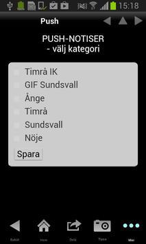 Sundsvalls Tidning screenshot 3