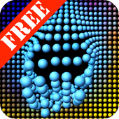 Magnetic Balls Free icon