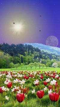 Spring Meadow Free poster