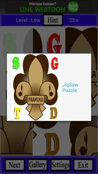 Puzzle Pramuka apk screenshot