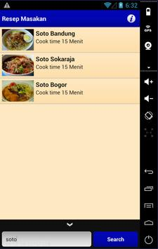 Resep Masakan Komplit screenshot 3