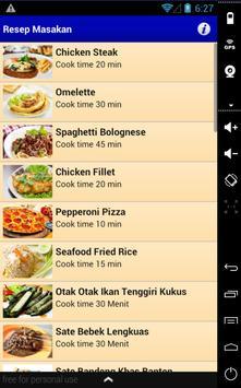 Resep Masakan Komplit screenshot 6