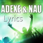 Adexe y Nau Letras Gratis icon