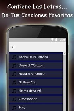 Adexe y Nau Letras Gratis screenshot 4