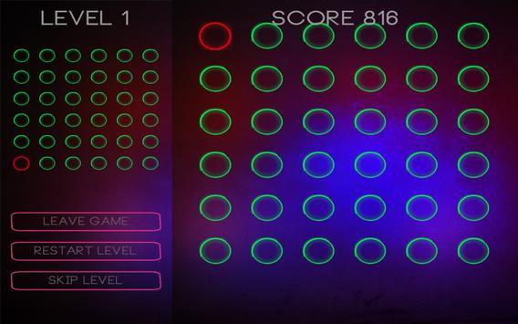 NeonFlow Fun Free Puzzle Game apk screenshot