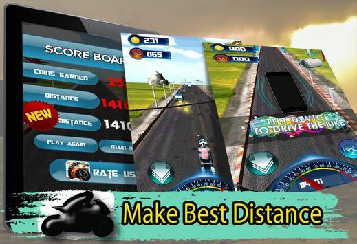Angry Moto Racer 3D apk screenshot