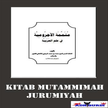Kitab Mutammimah Jurumiyah poster