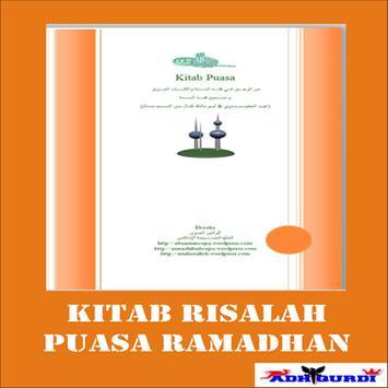 Kitab Risalah Puasa Ramadhan poster