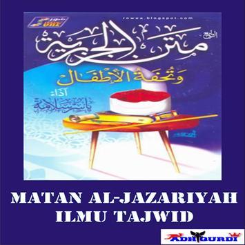 Matan Al-Jazariyah Ilmu Tajwid poster