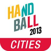 Handball 2013 City Guide icon