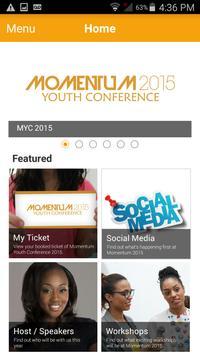 Momentum 2015 apk screenshot