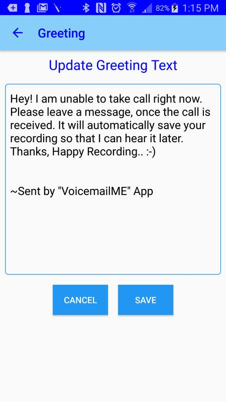 Voice mail messages apk download free communication app for voice mail messages apk screenshot m4hsunfo