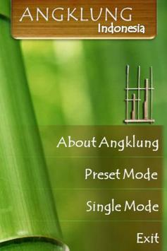Angklung Indonesia poster