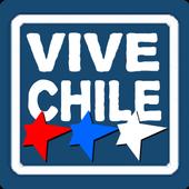 Viajes Chile icon