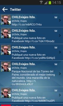 Viajes Chile screenshot 4