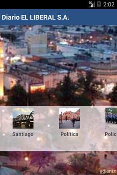 Diario EL LIBERAL S.A. poster