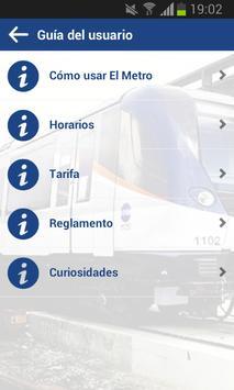 Metro screenshot 3