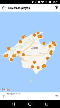 Mallorcactúa. Agenda local screenshot 2