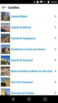 Mallorcactúa. Agenda local screenshot 4