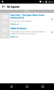 Mallorcactúa. Agenda local apk screenshot