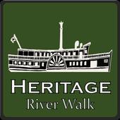 HERITAGE RIVER WALK icon