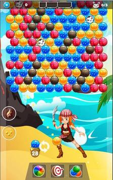 Bubble Shooter Pirates Quest apk screenshot