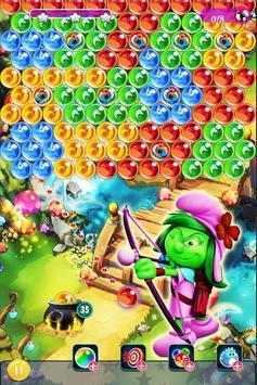 Smurf Bubble screenshot 4