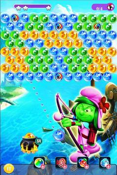 Smurf Bubble screenshot 8