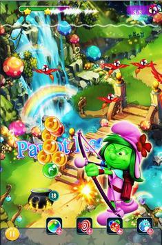 Smurf Bubble screenshot 1