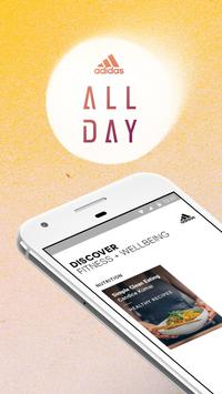 ALL DAY - Workouts, Healthy Recipes & Meditation poster