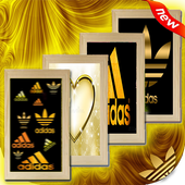 aadidas Gold  Wallpapers ( Fonds d'écran ) icon