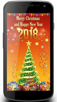 Christmas Greetings 2018 poster