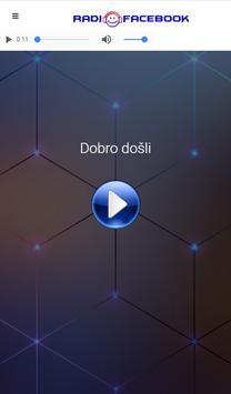 Radio Facebook apk screenshot