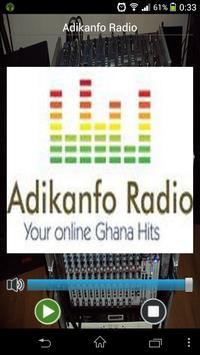 Adikanfo Radio poster