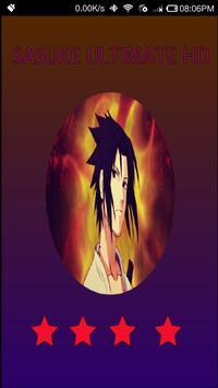 Sasuke Ultimate HD poster
