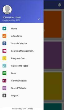 Abu Dhabi Indian School - Al Wathba screenshot 1