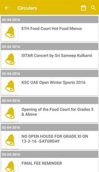 Abu Dhabi Indian School - Al Wathba screenshot 6